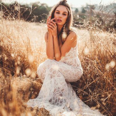 Lovers Society Bay Gown