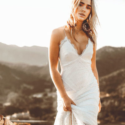 Lovers Society Drew Gown