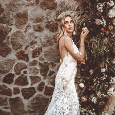 Lovers Society Kennedy Gown