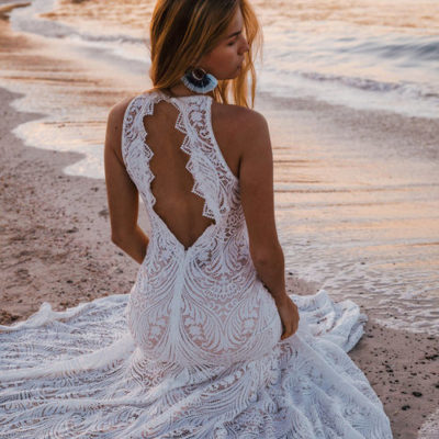 Lovers Society Phoenix Gown