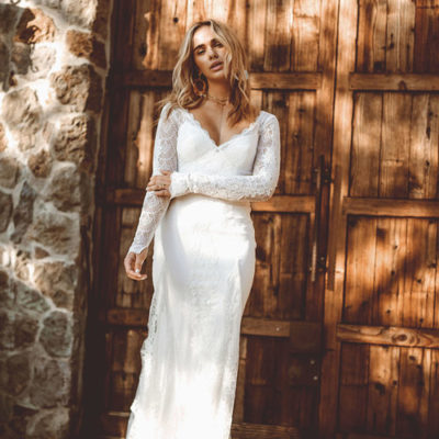 Lovers Society Riley Gown